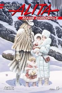 Battle Angel Alita Mars Chronicle Vol 06