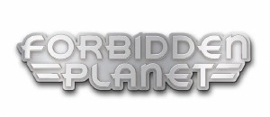 Forbidden Planet Logo Lapel Pin