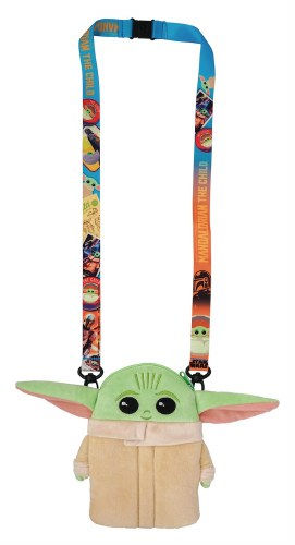 Star Wars Mandalorian The Child Lanyard with Pouch