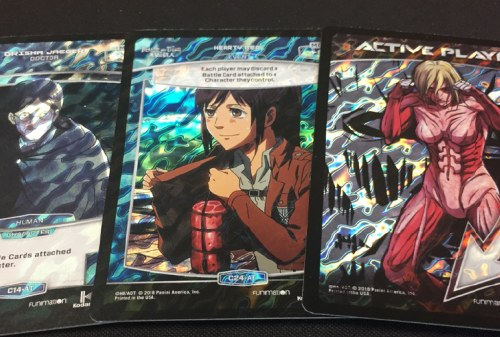Bleach Soul Card Battle Booster Trading Cards Puzzle PICK A CARD SET
