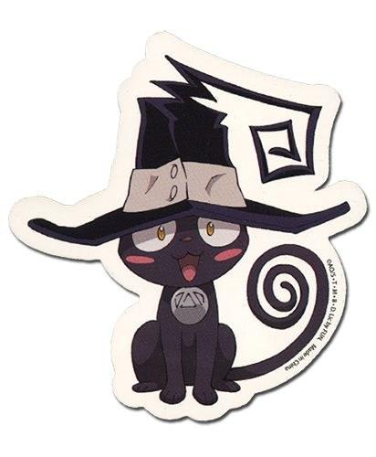 Soul Eater Neko Blair Cat Sticker Forbidden Planet