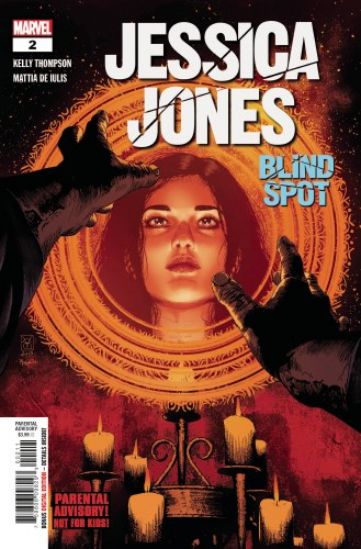 Image result for jessica jones #2