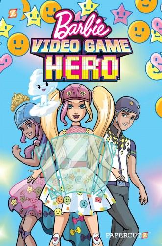 Barbie Video Game Hero Tp Vol 01
