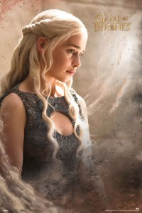 Game of Thrones Daenerys Poster