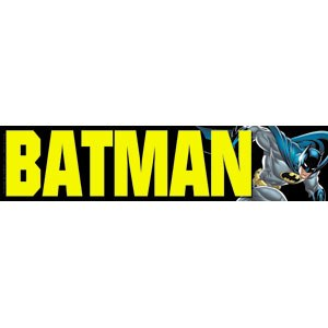 Batman Horizantal Sticker