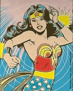 DC Wonder Woman Sticker