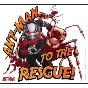 Antman Rescue Sticker