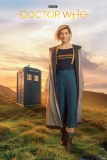 Doctor Who 13th Doctor Poster