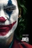 Joker Half Face Poster