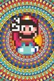 Super Mario Power Ups Poster