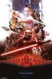 Star Wars Rise Of Skywalker Ensemble Poster