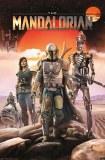 Star Wars Mandalorian Group Poster