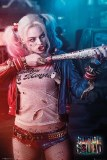 Suicide Squad Harley Quinn Ready Aim Fire Poster