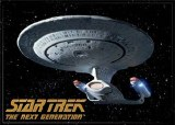 Star Trek Next Generation Enterprise Magnet