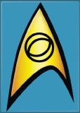 Star Trek Science Insignia Magnet