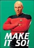 Star Trek Make it So Magnet