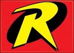 DC Robin Logo Magnet