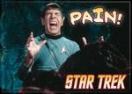 Star Trek Spock Pain Magnet