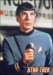 Star Trek Spock with Phaser Magnet