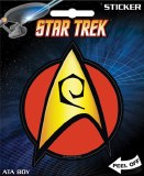 Star Trek Sticker Engineering Insignia