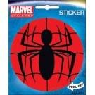 Marvel Spider-man Logo Sticker