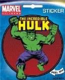 Marvel Incredible Hulk Sticker