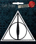Harry Potter Deathly Hollows Sticker
