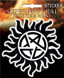 Supernatural Anti Possession Sticker