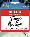 Princess Bride Inigo Montoya Sticker