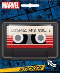 Guardians Of The Galaxy Logo Cosmic Mix Vol 1 Sticker