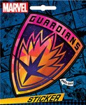 Guardians Of The Galaxy Logo Sticker