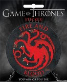 Game of Thrones House Targaryen Sticker