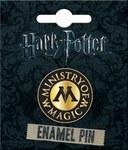 Harry Potter Ministry of Magic Enamel Pin