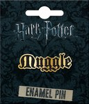 Harry Potter Muggle Enamel Pin