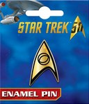 Star Trek Science Insignia Enamel Pin