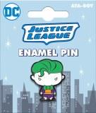 DC Joker Chibi Lapel Pin