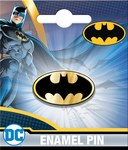 DC Batman Logo Enamel Pin