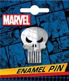 Punisher Logo Enamel Pin