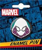 Spider Gwen Head Enamel Pin