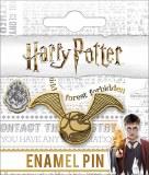 Harry Potter Snitch Enamel Pin