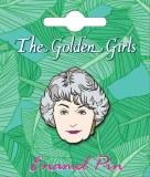 Golden Girls Dorothy Enamel Pin
