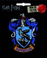 Harry Potter Ravenclaw Crest Patch
