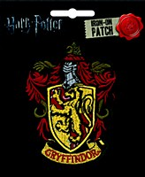 Harry Potter Gryffindor Crest Patch