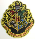 Harry Potter Hogwarts Crest Patch