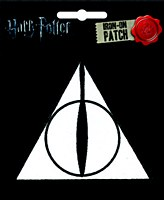 Harry Potter Deathly Hollows Patch