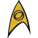 Star Trek The Original Series 3rd Season Starfleet Science Patch