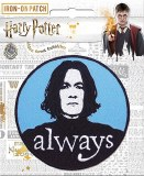 Harry Potter Snape Always Patch