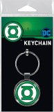 Ata-Boy DC Green Lantern Logo Keychain
