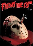 Friday the 13th Mask Magnet