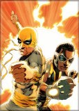 Power Man Iron Fist Magnet